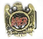belt buckle, Slayer