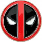 belt buckle,Deadpool