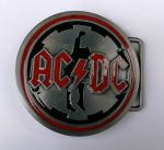 belt buckle, AC/DC Music HEAVY METAL ROCK