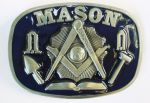 belt buckle, Mason Symbols FREEMASONRY